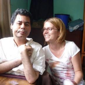 Luis y Nicole